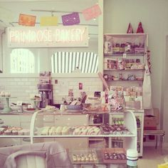 beautiful bakery #makesmehappy