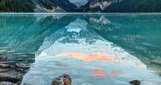 Dawn At Lake Louise Pierre Leclerc Photography