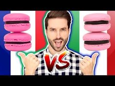 DUEL RECETTE MACARON FRANÇAIS VS ITALIEN - CARL IS COOKING - YouTube