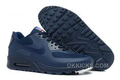 http://www.okkicks.com/nike-air-max-90-hyperfuse-qs-midnight-navy-blue-mens-shoes-lastest-ibs8g.html NIKE AIR MAX 90 HYPERFUSE QS MIDNIGHT NAVY BLUE MENS SHOES LASTEST IBS8G Only $68.48 , Free Shipping!