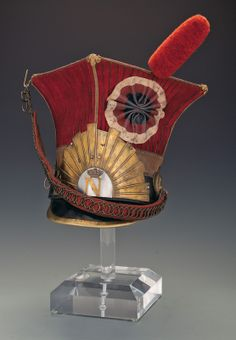 The Rock Island Auction Blog: Rare 2nd Light Horse Lancers of Napoleon's Imperial Guard Czapka