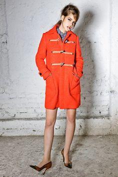 Barbara Palvin for DSquared2 Pre-Fall 2012 by Lorenzo Marcucci Ph: Lorenzo Marcucci - Her poses make me like these more ...