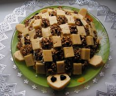 Салат «Черепаха Тортилла»   салаты для праздничного стола   Яндекс Дзен