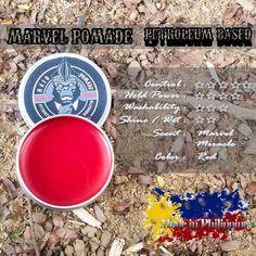 01MP Marvel Pomade - 40 gms | Oil Based Pomade Oil Based Pomade, Ph, Marvel, Color, Colour, Colors
