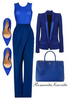 jumpsuits-for-women - Womens Fashion 1 Suit Fashion, Work Fashion, Fashion Dresses, Fashion Looks, Womens Fashion, Classy Dress, Classy Outfits, Stylish Outfits, Looks Plus Size