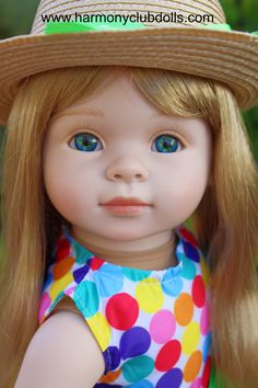 "HARMONY CLUB DOLLS 18"" Dolls and 18"" Doll clothes to fit American Girl <a href=""http://www.harmonyclubdolls.com"" rel=""nofollow"" target=""_blank"">www.harmonyclubdo...</a>"