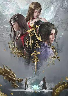 Men In Hope, Dragon Origin, Chen, Fox Spirit, Animes Online, Anime Recommendations, Character Development, 3d Animation, Super Powers