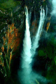 .Angel Falls