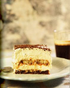 A fantastic and easy recipe from Jo Seagar; easy to make and delicious, with easy to find ingredients. Tiramisu Recipe, Domestic Goddess, Easy Peasy, Cookie Recipes, Delicious Desserts, Good Food, Cookies, Baking, Eat