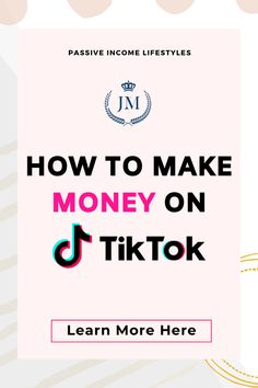 Don't miss the opportunity to get 20K  followers and make more than $50K from TikTok. Check out my strategy and how I use TikTok for my business. Everything you need to know in this step by step guide. TikTok Marketing Strategy: How to use TikTok to Grow Your Business, Following Affiliate Marketing, Social Media Marketing, Digital Marketing, How To Find Out, How To Make Money, Digital Nomad, Growing Your Business, Passive Income, Step Guide