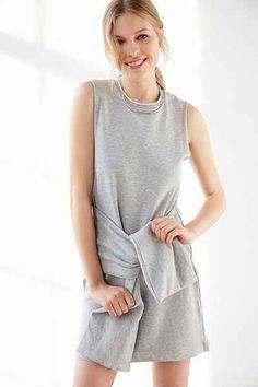 Cheap Monday Implode Sweatshirt Dress
