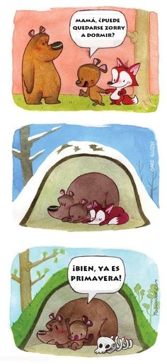 ¡Ya es primavera!. #humor #risa #graciosas #chistosas #divertidas