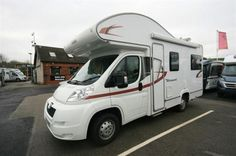 Elddis Autoquest 145 - For Sale - New & Used Motorhome & Campervan Reviews - Out and About Live