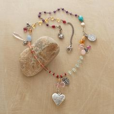 BEAUTIFUL LOVE NECKLACE: View 2