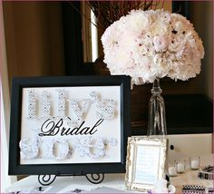 Bridal Shower Decor bridal-shower-wedding-ideas