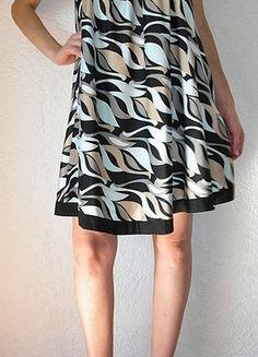 Kaufe meinen Artikel bei #Kleiderkreisel http://www.kleiderkreisel.de/damenmode/kurze-kleider/104799816-gemustertes-kleid-gr34xs-von-vero-moda