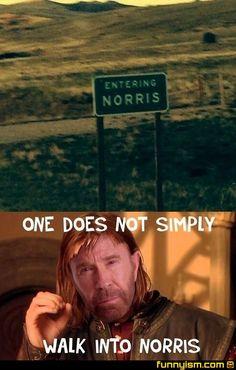 Norris?