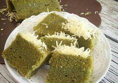 Matcha Steam Cake