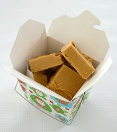 Easy Caramel Fudge