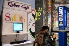 From printed agendas to cyber cafés, one-time conference staples are now obsolete. Here's what has replaced them.
