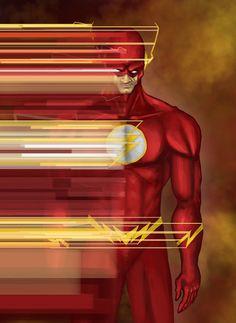 The Flash by *GregMartin1991 on deviantART