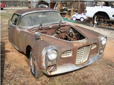 Facel Vega FV2.                                                                                                                                                                                 Plus