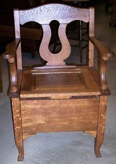 Wonderful Potty Chair