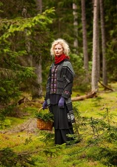Gudrid? Gudrun Sjoden clothes