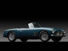 1955 Maserati A6G/2000 Spyder by Carrozzeria Zagato | Art of the Automobile 2013 | RM AUCTIONS