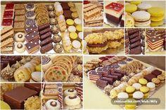No Bake Cookies, Cake Cookies, Cupcakes, Cherry Delight, Hungarian Cake, Cookie Recipes, Dessert Recipes, Kolaci I Torte, Czech Recipes