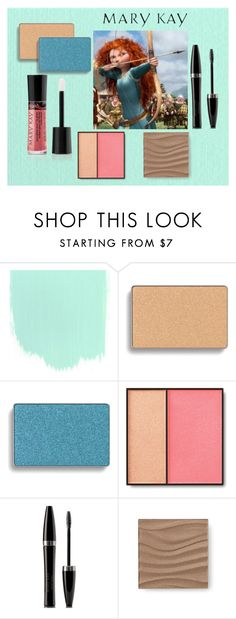 """""""Merida Mary Kay Color"""" by taylormarie213 ❤ liked on Polyvore featuring beauty, Merida and Mary Kay"""