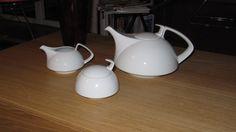 gropius teapot - rosenthal