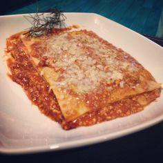 Lasagna salsa bolognesa