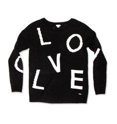 Love Sweater. #hotforholiday