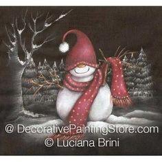 My Snow Friend - Luciana Brini - PDF DOWNLOAD