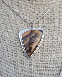 A personal favourite from my Etsy shop https://www.etsy.com/uk/listing/479047284/sale-deschutes-jaser-pendant-sterling