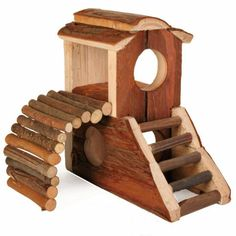 handmade chew toys and wood crafts to make wooden toys for rodents