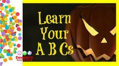 Learn the Alphabet Halloween Music, Halloween Fashion, Happy Halloween, Teaching Toddlers Abc, Learning The Alphabet, Abcs, Fun, Hilarious