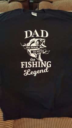 Father's Day Fishing Shirt/Fishing Shirt/Father's Day Gift/Dad shirt by JANDDDESIGNS2015 on Etsy