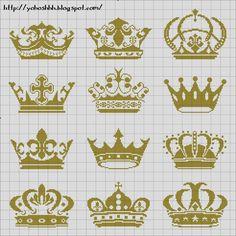 Крестики без ноликов.: Корону кому? Кому корону? )  Coronas