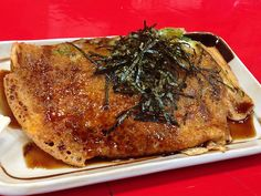 京都祗園名物「壹錢洋食」 京風おやつ感覚で人気のお好み焼の元祖