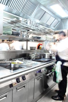 16 Best Commercial Kitchen Equipment In Restaurants Images