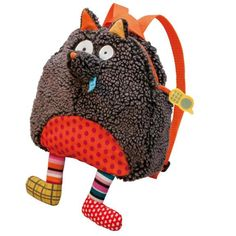 I bet O could fit a lot of crazy things in this backpack