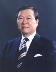 Kim Dae-jung (1924 - 2009) Former president of South Korea, he was a longtime opposition leader before finally being elected in 1997, he won the Nobel Peace Prize for his rapprochment efforts with North Korea