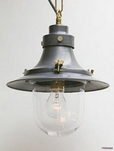 Decklight pendants, Industrial pendants, Industrial lighting, Contemporary lighting, Holloways of Ludlow