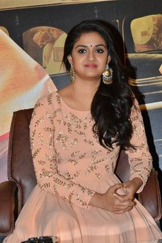 Keerthy Suresh Stills at Mahanati Movie Success Press Meet. South Indian Actress Keerthy Suresh photos at Mahanati movie success meet. Telugu Actress Keerthy Suresh latest stills Beautiful Girl Indian, Most Beautiful Indian Actress, Beautiful Girl Image, Beautiful Women, Indian Actress Photos, South Indian Actress, Indian Actresses, South Actress, Beauty Full Girl