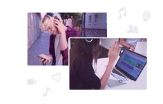 Make music online. Record songs and podcasts together with old and new friends. It's easy, anywhere!