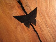 Literal butterfly joint: