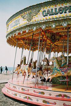 Merry-Go-Round by Tabsinthe, via Flickr