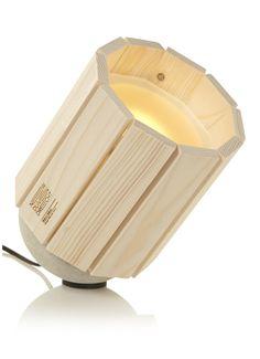 New Duivendrecht Baby Barrel tafellamp ⊚ pinned by www.megwise.it #megwise #lightmyfire